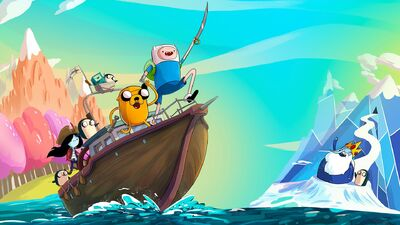 'Adventure Time: Pirates of the Enchiridion' Review: A Faithful, but Basic RPG
