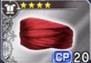 Crimson Bandana (VII)