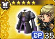 Sorcerer Coat (XI)