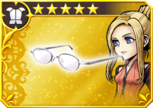 Quistis Glasses (VIII)