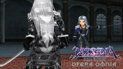 "DFF Opera Omnia - Sephiroth's Event, ""One-Winged Angel"" -Unofficial Sub-"