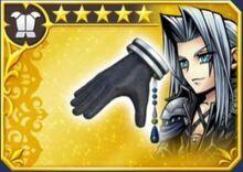 Sephiroth's Glove (VII)