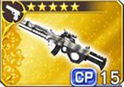 Galbadian Machine Gun (VIII)