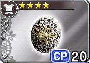 Round Shield (XII)