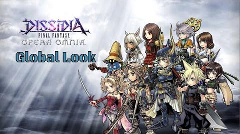 Dissidia Final Fantasy Opera Omnia Chapter 1 Walkthrough and 10 Summon