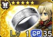 Unwavering Ring (FF-0)