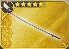 Masamune Blade (VII)