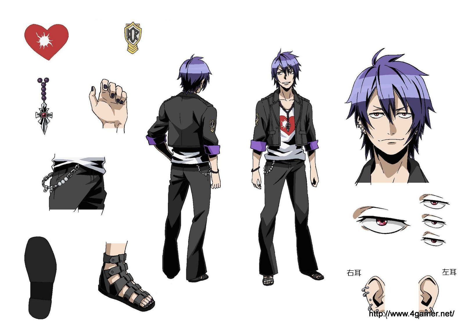 Anime Characters In Ready Player One : Image percival design g divine gate anime wikia