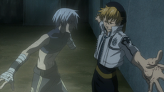 D.Gray-Man Episode 069 Screenshot Bak Chang Allen