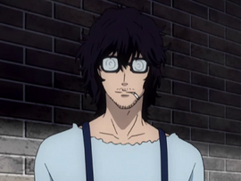 Tyki Mikk Anime Human