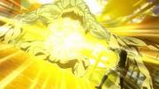 Bak restrains Tokusa