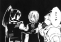 Allen stopping Kanda's fight with Buzz.PNG