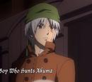 The Boy Who Hunts Akuma