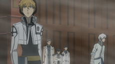 D.Gray-Man Episode 058 Screenshot Bak Chang Allen Rikei Shifu Rofha