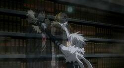 Allen grabs the Invincible Jasdevi