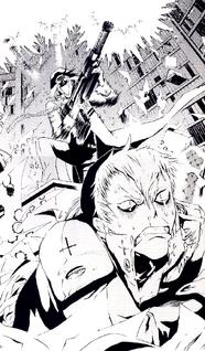 D.Gray-Man Reverse 2 Vol1 Ch3 Bak Komui