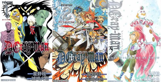 Image result for d.gray-man