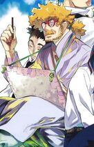 Tiedoll Manga