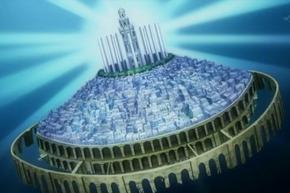 Arca de Noé Original (Interior)