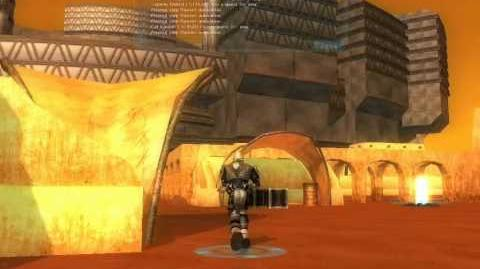 Dark Horizons Universe - Gameplay Demonstration