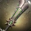 Battleworn Iron Broadsword