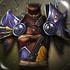 Blademaster Void Pauldron Female