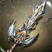 Battleworn Saintly Sword