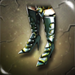 Warmage Crystal Shoes