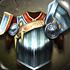 Battleworn Void Breastplate Male