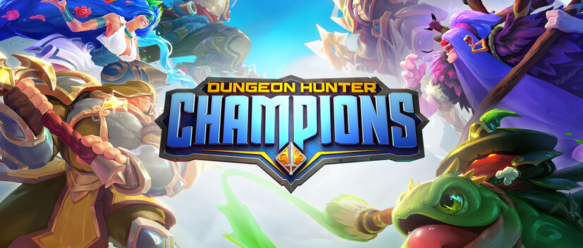 Dungeon-hunter-champions
