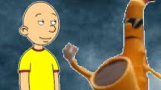 Caillou Learns How to Buy a Canoe