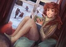 Красивые-картинки-арт-Зима-Близко-951732