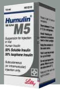 Humulin M5