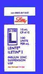 Iletin I L