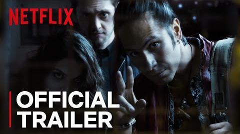 Diablero Official Trailer HD Netflix