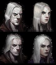 D3 necro portraits compare