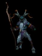 Ice clan shaman