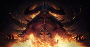 Diablo-flesh