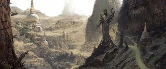 Dry Steppes | Diablo Wiki | Fandom