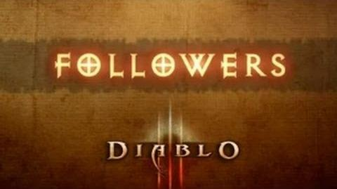 Diablo 3 Official Followers Trailer