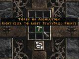 Token of Absolution