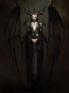 D4 Lilith concept art
