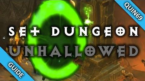 Diablo 3 Set Dungeon - Unhallowed Essence (Mastery How To Patch 2.4)
