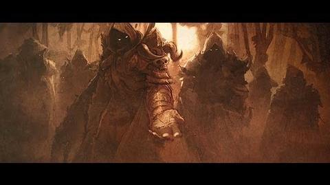 HeroesRise El cazador de demonios
