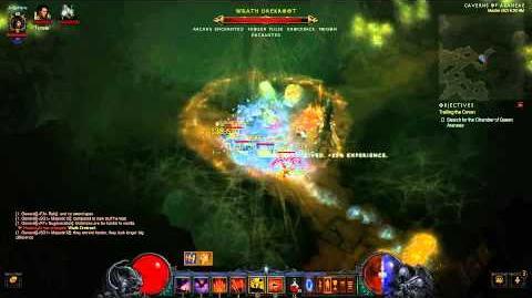 Nemesis Bracers Secondary Effect Example (Diablo III)