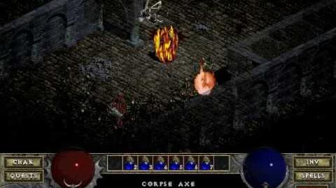 Diablo 1 spells - Apocalypse (by Decimius)