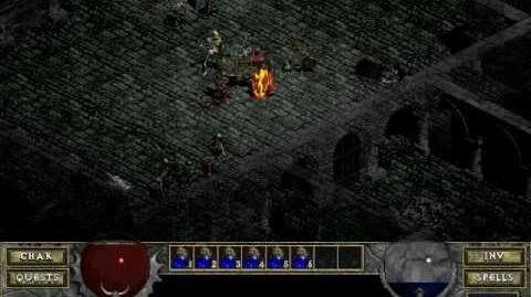 Diablo 1 spells - Guardian (by Decimius)