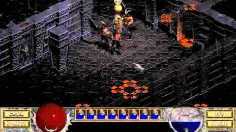 Diablo 1 Hellfire spells Reflect (by Blessed)-2