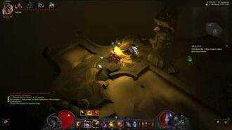 Куриный уровень в Diablo 3 (Fowl Lair)
