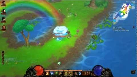 DIABLO 3 Guide to Whimsyshire Pony Level Cow King